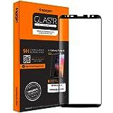 Samsung Galaxy Note 8 Panzerglas, Spigen, Easy Install Kit, Hüllenfreundlich, 9H gehärtetes Glas, Antikratz, Glas 0.33mm, Samsung Galaxy Note8 Hartglas, Schutzfolie (587GL22399)