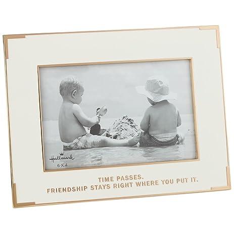 Amazon.com - Time Passes Picture Frame, 4x6 Picture Frames Milestones -