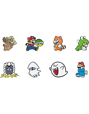 PowerA Super Mario Bros. 3 Collector Pins - One Randomly Selected Pin