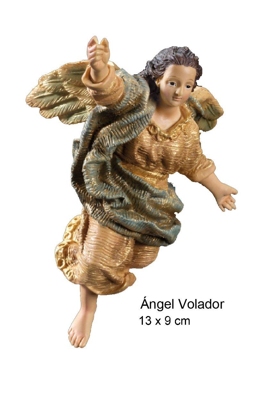 Mundo Souvenir Figura Angel Volador 1 Belen Salzillo
