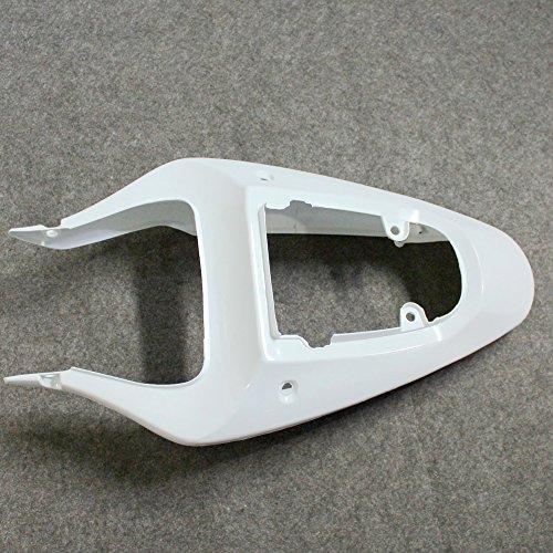 ZXMOTO Unpainted Seat Tail Cowl Rear Fairing for Suzuki GSXR 750 / 600 (2001 - 2003)