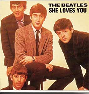 "She Loves You / I'll Get You (3"" CD)"