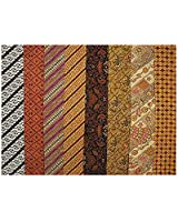 Cotton Sarongs - Traditional, Assorted - Please Select Color Preference