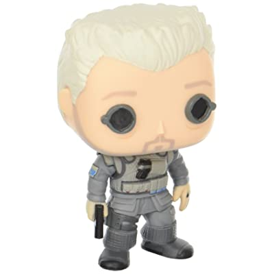 Funko POP Movies: Ghost in The Shell Batou Toy Figure: Funko Pop! Movies:: Toys & Games