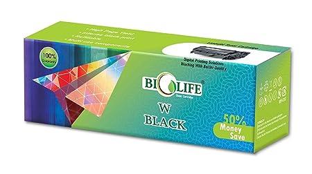 Biolife W Black Compatible Toner Cartridge for Canon Printer Laser Jet FAX L380S Inks, Toners   Cartridges