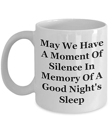 Amazon.com: FUNNY TIRED MOM MOTHER GIFT MUG COFFEE TEA CUP ...