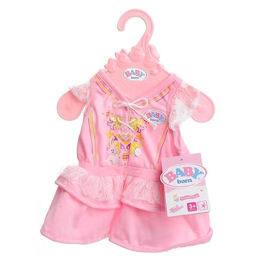 Amazon.es: Zapf BABY born® Kleider: Juguetes y juegos