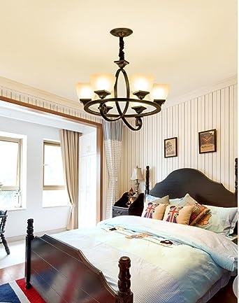 Vintage Pendelleuchte Wohnzimmerlampe Rustikal Designer ...