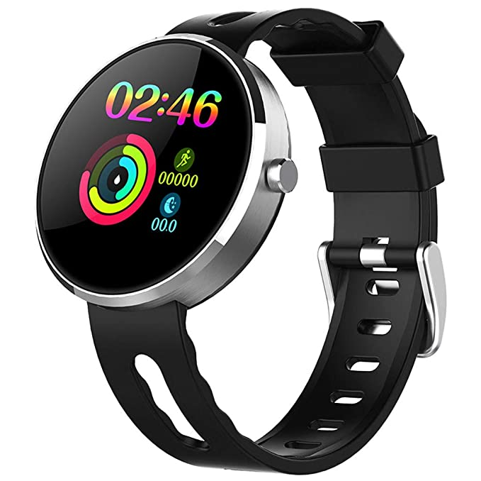 Amazon.com: HighlifeS Bluetooth 4.0 Smartwatch IP68 Android ...