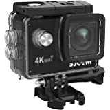Original SJCAM SJ4000 Air 4K Wi-Fi Action Camera 16MP Waterproof DV Camcorder 170 Degree Wide Angle LCD with 2 Batteries…