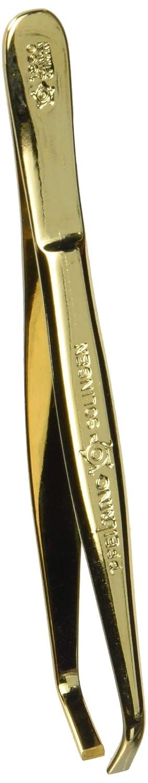 Pfeilring 9cm Gold Plated Tong Eyebrow Tweezers 218500010
