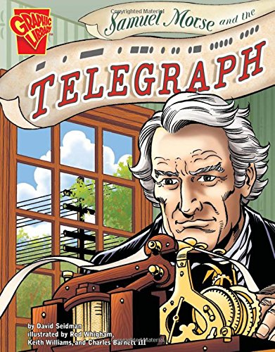Picture of a Samuel Morse and the Telegraph 9780736878982
