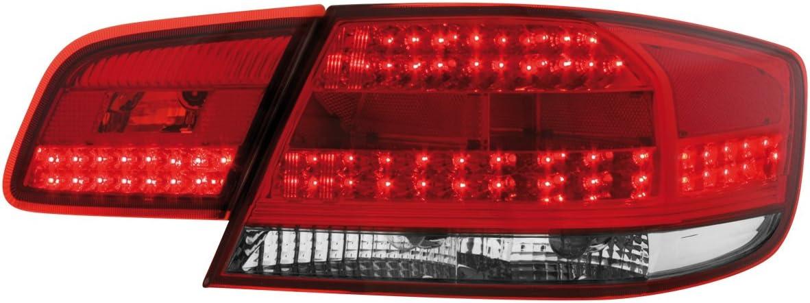 Dectane Rb31elrc Led Rückleuchten E92 Coupé 2d 07 09 Red Crystal Auto