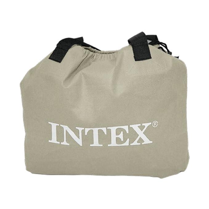 Intex - Colchón Hinchable, 99 x 191 x 42 cm (64432): Amazon.es: Hogar