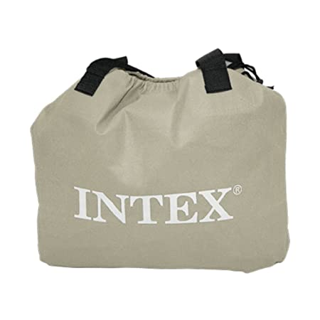 Intex 64458 - Colchón hinchable Dura-Beam Plus UltraPlush 152 x ...