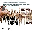 Animal Farm Guide for GCSE English Literature Audiobook by Aimee Coelho Narrated by Penny Andrews, Andrew Cresswell