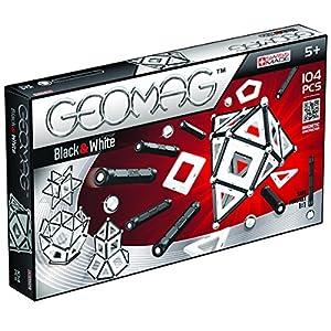 Geomag 013 Panels Black Amp White 104 Pcs 013