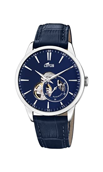 Amazon.com: Lotus Automatik 18536/4 Automatic Mens Watch Design Highlight: Watches