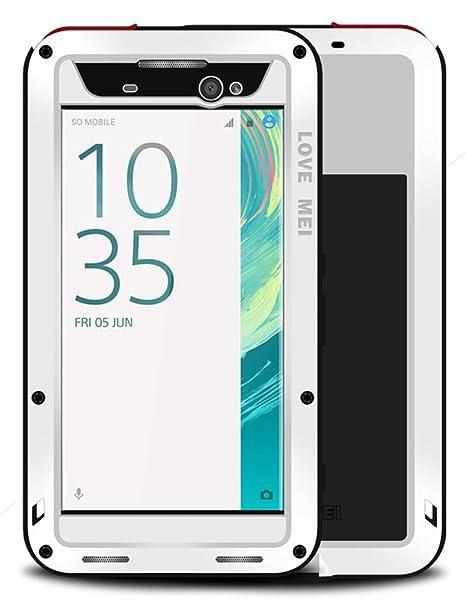 LOVE MEI Carcasa para Sony Xperia XA Ultra (6 Pulgadas ...