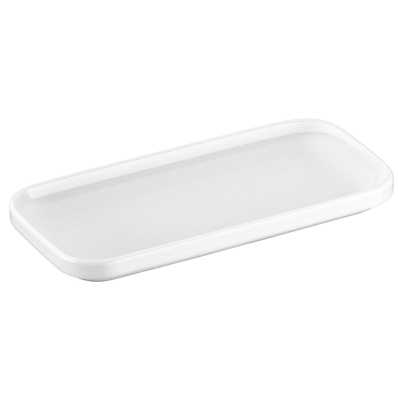 WMF diff/érents 0687289440/Assiette Rectangulaire en Porcelaine 9/x 18/cm