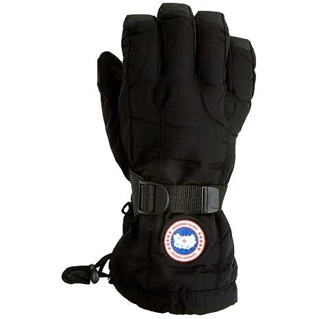 Canada Goose Men S Down Glove Down Gloves Black Size S
