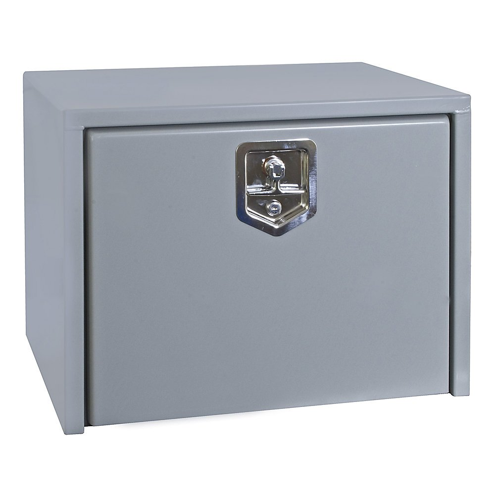 Buyers Products 1702910 Toolbox (18X18X48, (2) SST T-HDLS, Primed) by Buyers Products