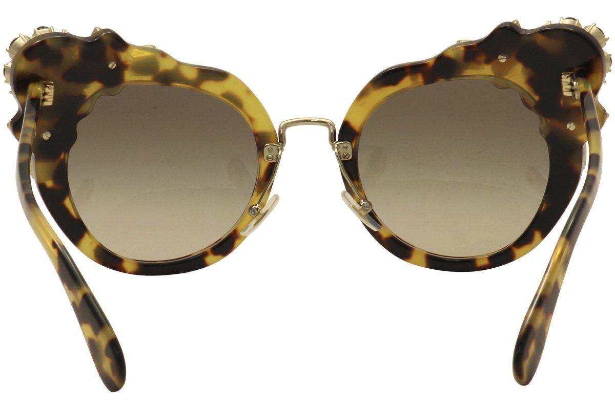988bc998cd6a Miu Miu Women s Adorned Sunglasses