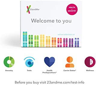 23andMe Health and Ancestry