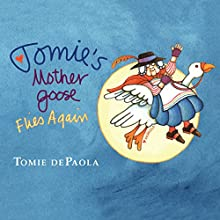 Tomie dePaola's Mother Goose Audiobook by Tomie dePaola Narrated by Allyson Johnson