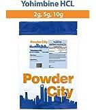 Powder City Yohimbine HCL Powder (10 Grams)