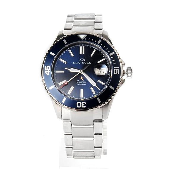 Gaviota Océano Star – Reloj automático de hombre buceo natación 816.523