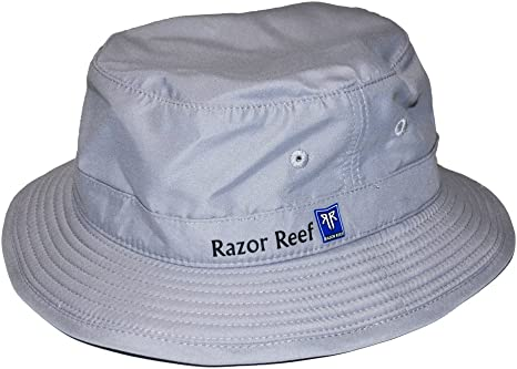 Razor Reef Gunmetal Wet Cubo gorro de surf: Amazon.es: Deportes y ...