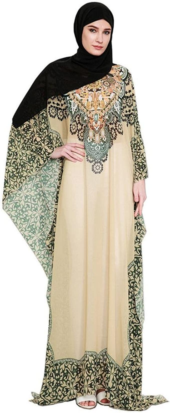 Amphia Festkleid Muslim Dubai Muslimisch Islamisch Arabisch Indien