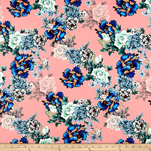 Vintage Double Knit Fabric - 5