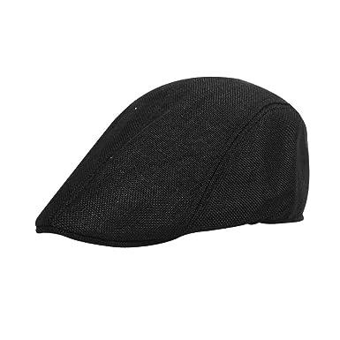 64e78bb454d BHYDRY Unisex Vintage Casual Cotton Hat Winter Cap Vintage Warmer Berets Hat(Free  Size