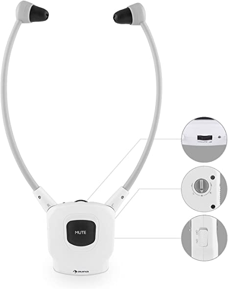 casque audio sans fil type stétoscope