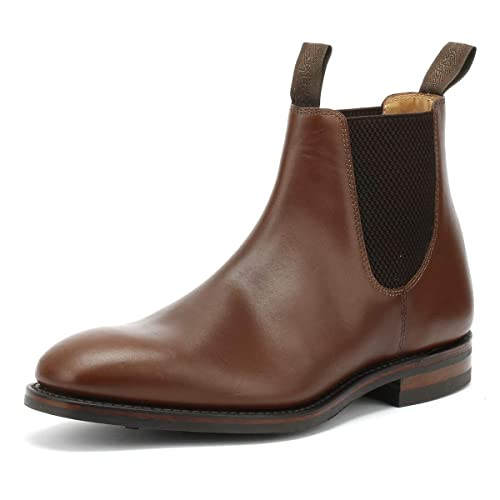 d7f71ec73f714 Loake Chatsworth Mens Classic Chelsea Ankle Boots: Amazon.co.uk ...