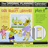 All Mom's Plan-it 2016 Calendar: 17-month; Includes Stickers and Magnetic Hanger