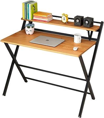 EIU Simple Casa Moderna Pequeña Mesa Escritorio De Computadora ...