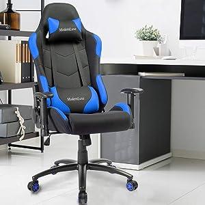Merax Ergonomic Office Race Car Seat