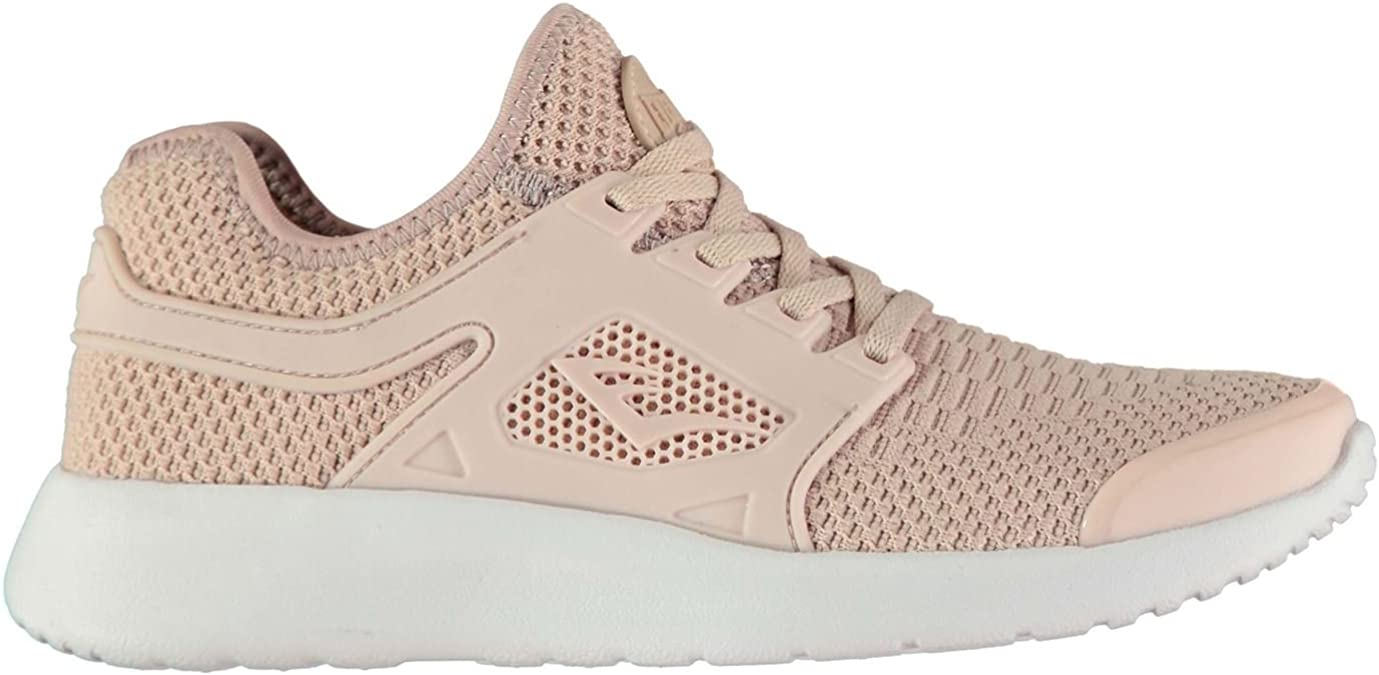 Everlast Mujer Tekko Zapatillas Deportivas Malva/Crema EU 42 (UK 8): Amazon.es: Zapatos y complementos