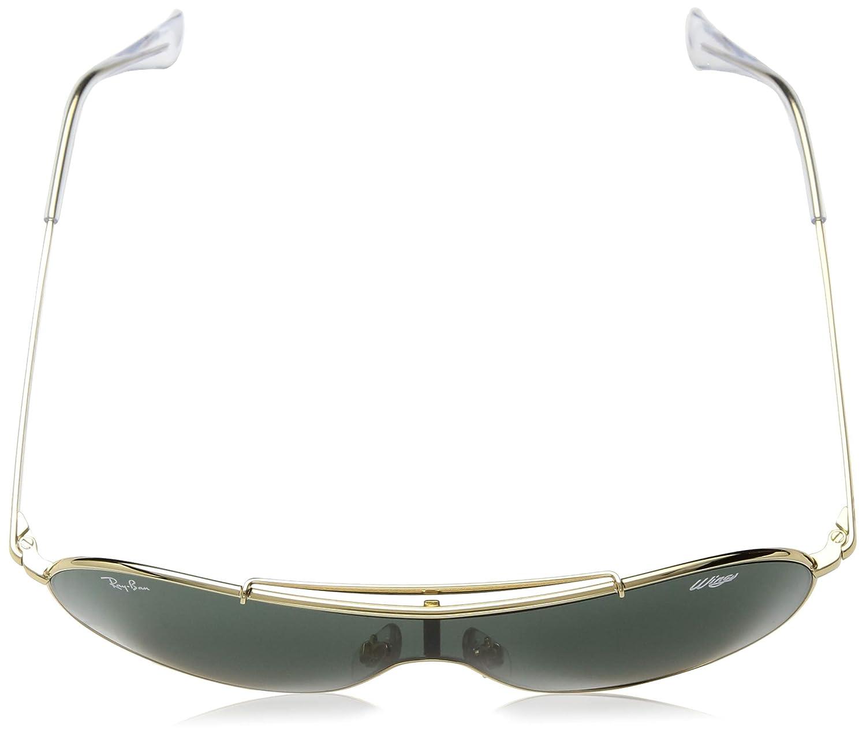 aa9d3ff648 Óculos de Sol Ray Ban Junior Wings Rj9546s 223/71/20 Dourado:  Amazon.com.br: Amazon Moda