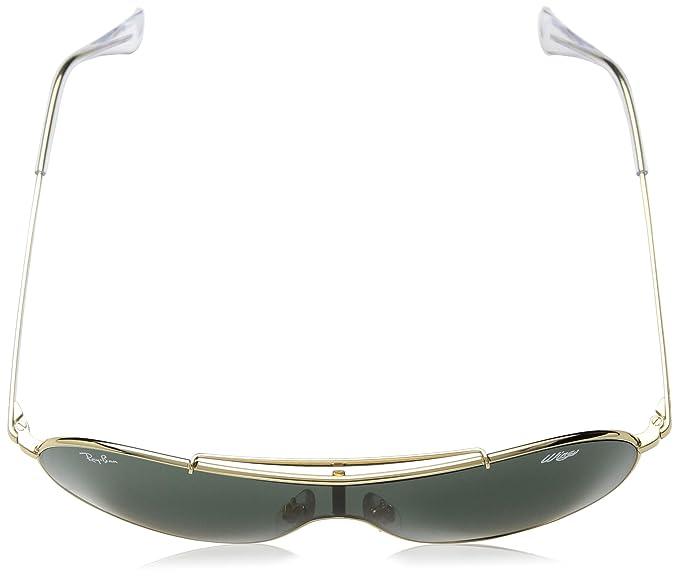 057b9c2d14 Amazon.com  Ray-Ban Kids  0rj9546s Aviator Sunglasses GOLD 51.0 mm  Ray-Ban  Junior  Clothing