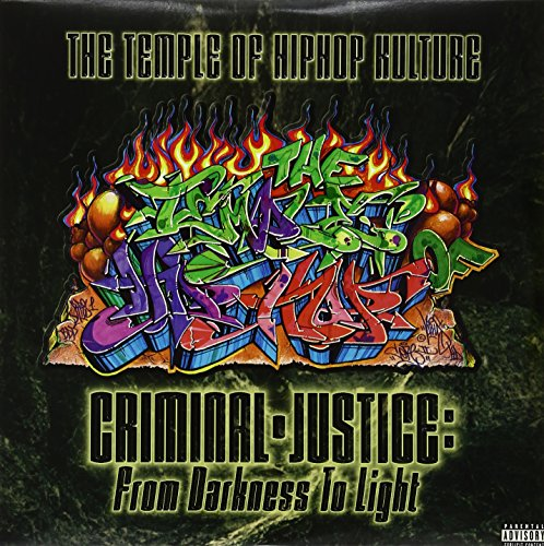 Temple of Hiphop Kulture: Criminal-Justice from Darkness to Light [Vinyl]