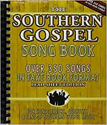 photograph regarding Free-printable Southern Gospel Song Lyrics referred to as Southern Gospel Tune Guide: Hal Leonard Corp.: 9781598021301