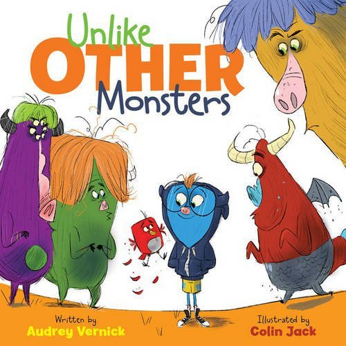 Book Cover: Unlike Other Monsters