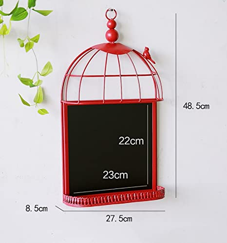 Memo Boards American Style Birdcage Wall Mount Billboard Storage Amazing Birdcage Memo Board