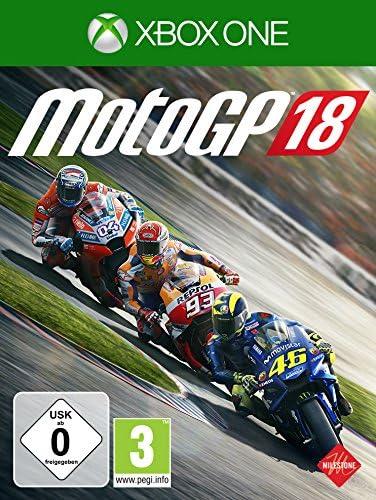 MotoGP 18 - Xbox One [Importación alemana]: Amazon.es: Videojuegos
