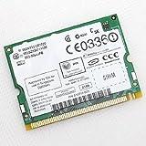 Generic Intel Pro/wireless 2200 BG Mini Pci Wireless Lan Adapter 54 Mbps 2.4 Ghz 802.11b/g 359106-001 for HP Version Laptop