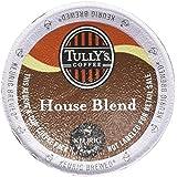Keurig, Tully's House Blend, K-Cup Packs, 24 Count
